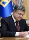 Poroshenko confirms Ukraine's doctrine on information security