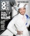 Post Malone reveals he gets face tattoos to deal with 'insecurity'
