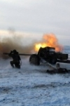 Ukrainian army observes 58 attacks on its positions in Donbas