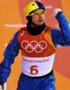 Ukrainian freestyle skier Abramenko wins gold in men's aerials