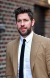 John Krasinski has reportedly met with Marvel Studios for an unspecified