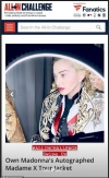 Madonna shares throwback photo of herself as teenager in backyard in Bay City