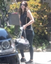 Katharine McPhee masks up to run errands... after dishing hubby David Foster