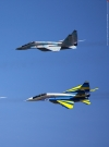 Ukrainian Air Force aircraft participate in international air show in Bucharest