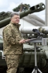 Poroshenko goes to Donbas