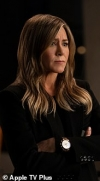 Jennifer Aniston reacts to her first Emmy nomination in 11 years