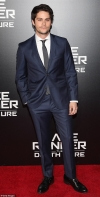 Dylan O'Brien reveals traumatic accident on Maze Runner