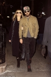 Jennifer Aniston looks chic in head to toe black ensemble as she enjoys low-key