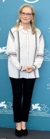Meryl Streep headlines International Press Freedom Awards that will honor