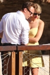 Smitten Tom Hiddleston showers new girlfriend Taylor Swift with affection as the couple put on a loved-up