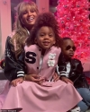 Ciara belts out Christmas classic with help of her son Future and daughter Sienna during