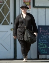 Melissa McCarthy steps out in casual ensemble in LA with daughter