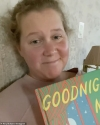 Amy Schumer pretends to be the perfect parent as she pokes fun at how