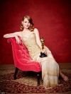 Emma Stone exudes Old Hollywood glamour as she shows off her Best Actress