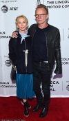Sting and Trudie Styler hit up the Tribeca Film Festival