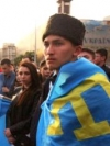 Victims of deportation of Crimean Tatars commemorated in Kyiv