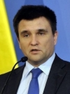 Klimkin announces his intention to offer his resignation to President-elect Zelensky