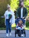 Kate Hudson enjoys stroll in sunny Santa Monica with partner Danny Fujikawa