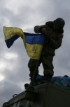 No losses among Ukrainian soldiers in Donbas over last day