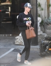 Charlize Theron leaves Korean spa looking refreshed after