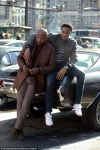 Samuel L. Jackson and Jessie T. Usher have the father-son