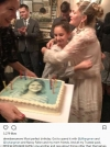 Drew Barrymore takes to social media to share festivities