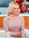 Pamela Anderson cringes as GMB host makes shock bedroom confession