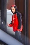 Zayn Malik 'seen at ex Gigi Hadid's NYC apartment' after admitting