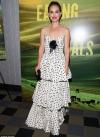Natalie Portman dazzles in polka dot Miu Miu at the premiere