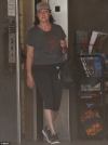 Shannen Doherty, 47, looks fit leaving Pilates class with husband