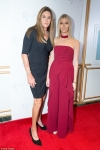 Caitlyn Jenner and Sophia Hutchins pose up a storm at glamorous
