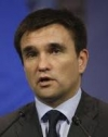 Conflict not ends until Russia withdraws troops from territory of Ukraine – Klimkin