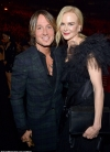 Nicole Kidman supports husband Keith Urban as he is named Entertainer