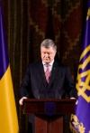 Poroshenko: Kremlin aims to destroy Ukrainian statehood