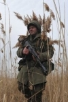 Russian-led armed formations fire 100 mortars into Ukrainian troops