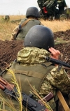Russian-led forces launch four attacks on Ukrainian troops in Donbas