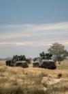 Ukrainian troops in Donbas move one kilometer forward
