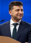 Zelensky vows to develop ties with IMF, EU, NATO