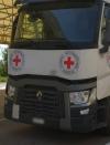 Red Cross sends humanitarian aid to Donetsk, Luhansk regions