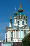 Poroshenko proposes transferring St. Andrew's Church to Ecumenical Patriarchate
