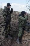 No casualties reported in ATO area in eastern Ukraine
