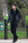 Liam Payne, 25, steps out in London amid cheeky flirtation with supermodel