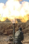 Militants violated ceasefire in eastern Ukraine 33 times in last day
