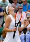 Svitolina wins through to Wimbledon semifinals
